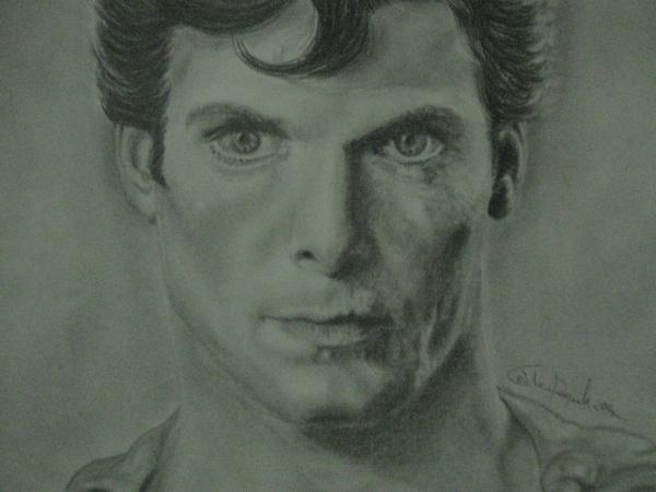 Christopher Reeve par pasquale
